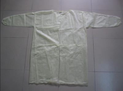 Disposable Non-woven Isolation Gown(elastic cuff)