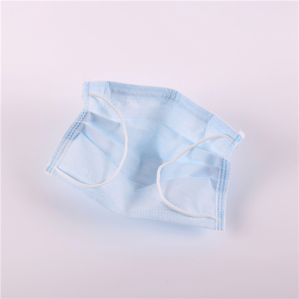 3Ply Nonwoven Face Mask
